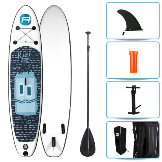ROHE Pack Paddle Gonflable...