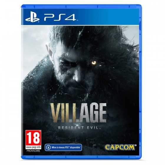 CAPCOM Resident Evil Village PS4 CAPCOM Resident Evil Village PS4