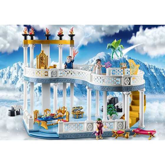 Playmobil 70465 Mont Olympe
