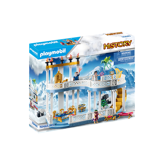 Playmobil 70465 Mont Olympe