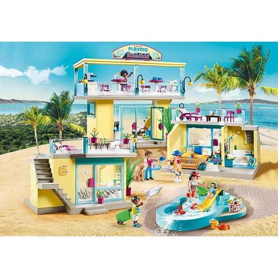 Playmobil 70434 PLAYMO Beach Hôtel