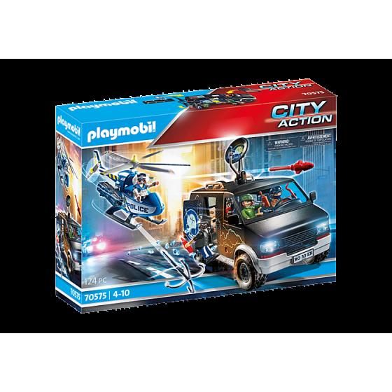 Playmobil 70575 Camion de...