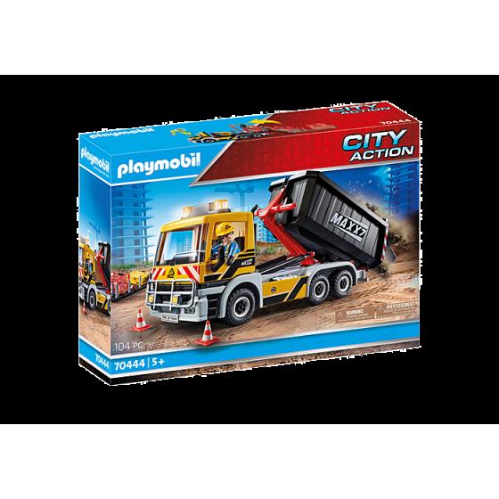 Playmobil 70444 Camion avec...
