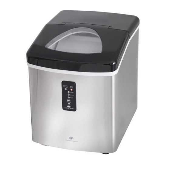 Machine à glaçons - Inox CEMAG01IN CONTINENTAL EDISON
