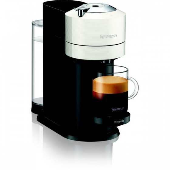 MAGIMIX Nespresso Vertuo 11706 VERTUO NEXT BLANC