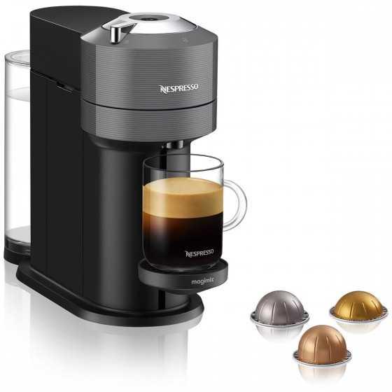 MAGIMIX Nespresso Vertuo 11707 VERTUO NEXT ANTHRACITE