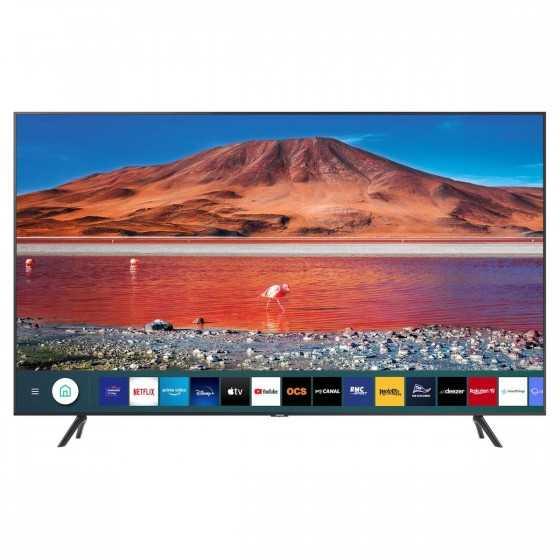 SAMSUNG 50TU7125 TV LED 4K...