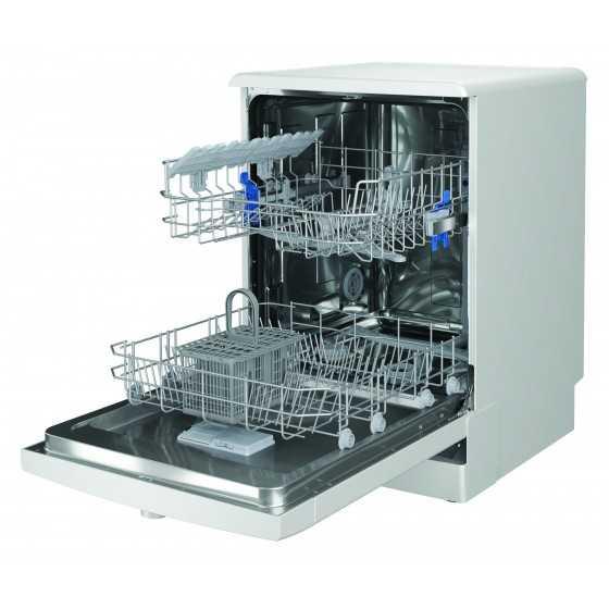 Lave-vaisselle pose libre INDESIT - DFE1B1913 - 13 couverts - Largeur 60 cm - 49dB - Blanc