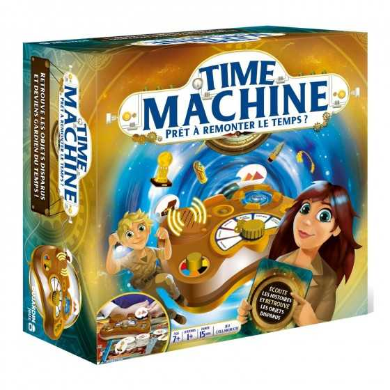 Jeu Time Machine, Prets à remonter le temps ? DUJARDIN