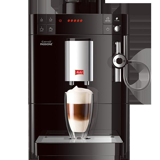 Melitta Passionne Noir F530-102 Machine à Café et Boissons Chaudes Automatique