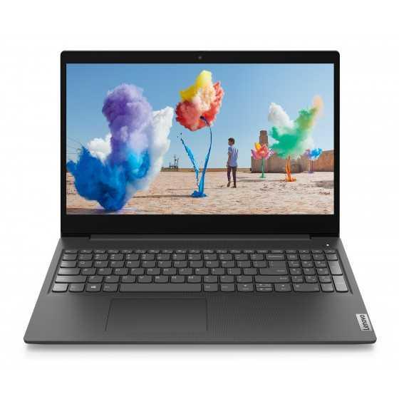 """Pc portable 15.6"""" LENOVO i3-1005G1 - RAM 8Go - Stockage 256Go SSD - Win10 HOME S - AZERTY"""
