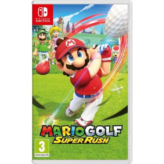 Mario Golf : Super Rush -...
