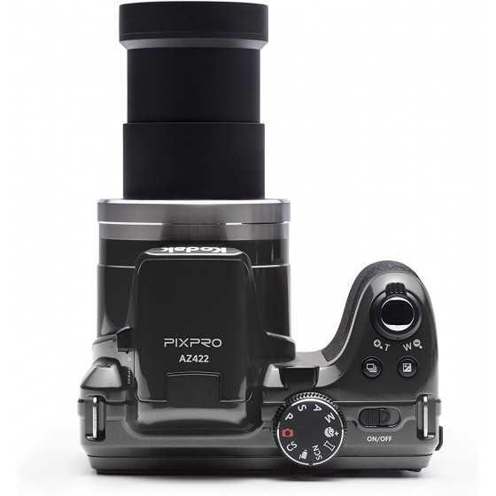 Kodak Pixpro AZ422 Appareils Photo Numériques 20.48 Mpix Zoom Optique 42 x