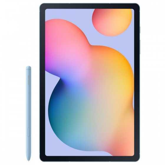 SAMSUNG Tablette tactile S6 LITE WIFI Bleu