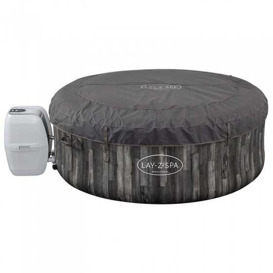 BESTWAY Spa gonflable rond 2-4 places Lay-Z-Spa® Bahamas Airjet