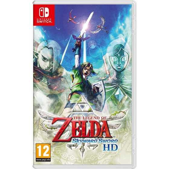The Legend of Zelda : Skyward Sword HD Switch