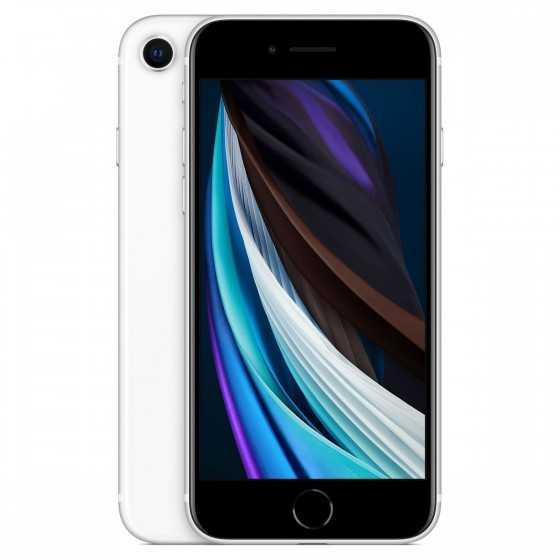 APPLE iPhone SE 64 Go 4.7 pouces 4G Blanc NanoSim et eSim