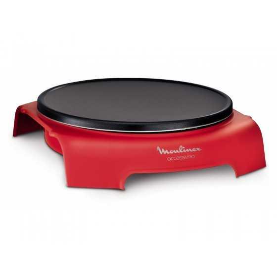 Crepier accessimo rouge PY313500 Moulinex