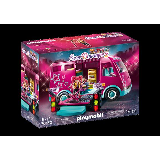 Playmobil 70152 EverDreamerz Bus de tournée