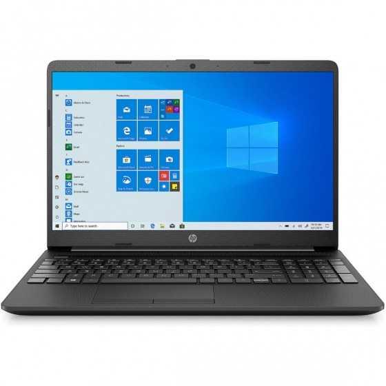 Hp Laptop 15-dw1050nf - Noir