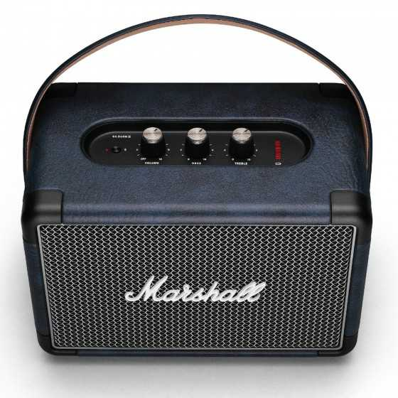 MARSHALL KILBURN II Enceinte portable Bluetooth INDIGO