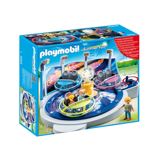 Playmobil 5554 Attraction avec effets lumineux