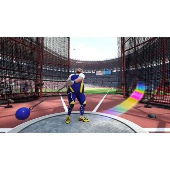 Jeux Olympiques de Tokyo 2020 - Le jeu vidéo Officiel Jeu Switch