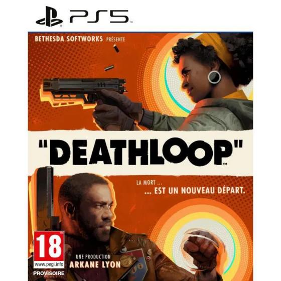 Deathloop Jeu PS5