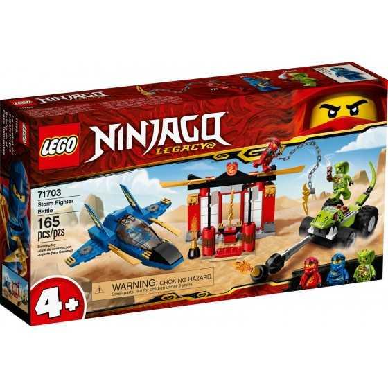 Lego 71703 Le combat du supersonique