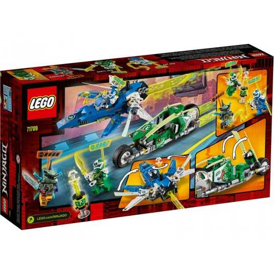 Lego 71709 Les bolides de Jay et Lloyd