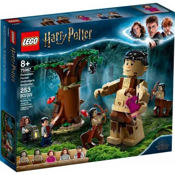 Lego 75967 La Forêt interdite : la rencontre d'Ombrage