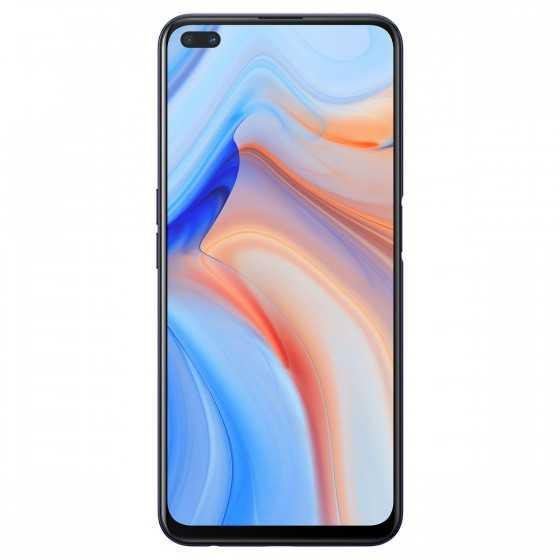 OPPO Smartphone Reno4 Z 128 Go 5G 6.57 pouces Noir Double NanoSim