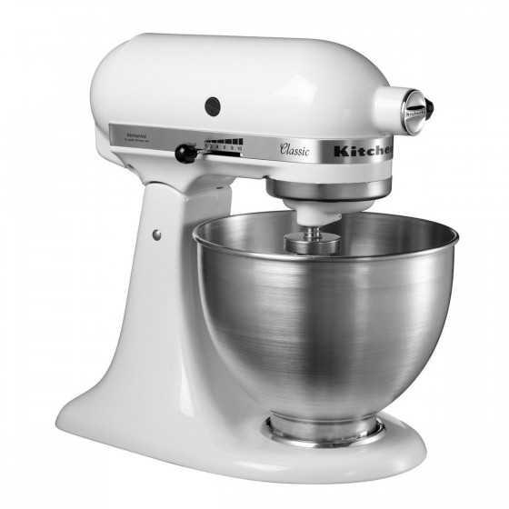 Robot pâtissier multifonction - 5K45SSEWH - Blanc