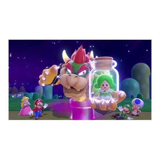 Super Mario 3D World + Bowser's Fury - Jeu Nintendo Switch