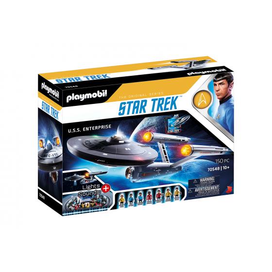 Playmobil 70548 Star Trek - U.S.S. Enterprise NCC-1701