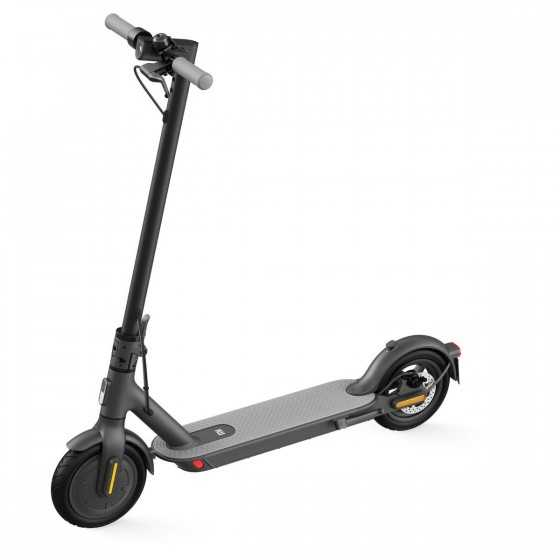 XIAOMI Trottinette électrique Mi Electric Scooter Essential - Gris/Jaune