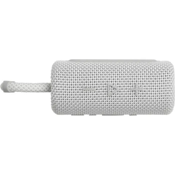 JBL GO 3 Blanche Enceinte étanche portable - Blanc