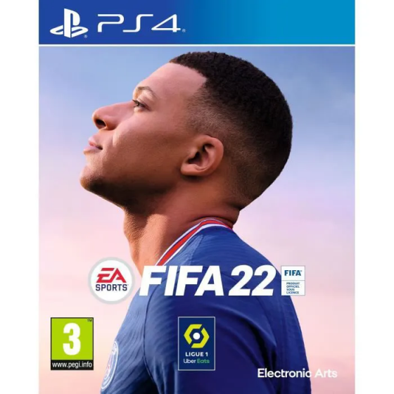 FIFA 22 Jeu PS4
