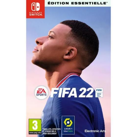 FIFA 22 Jeu Switch