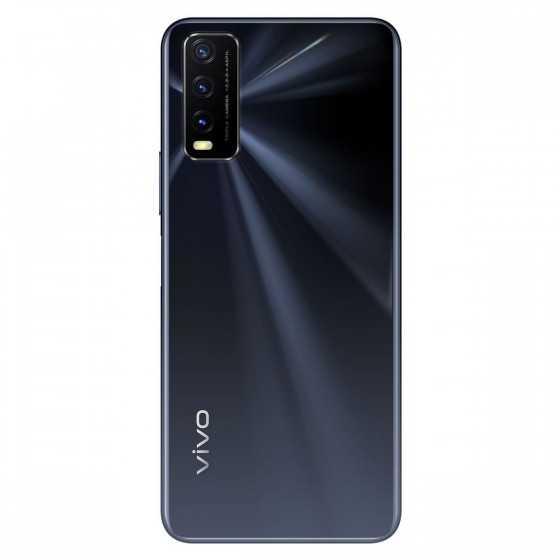 VIVO Smartphone Y20s 4G 128 Go 6.51 pouces Noir Double Sim