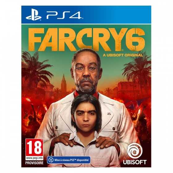 UBISOFT Far Cry 6 PS4
