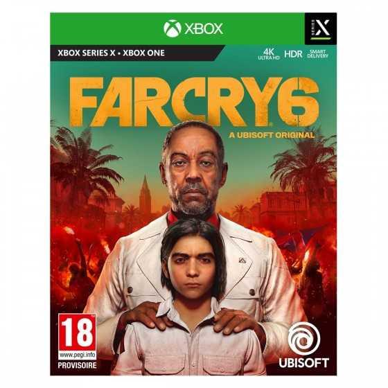 UBISOFT Far Cry 6 Xbox One - Xbox Series X