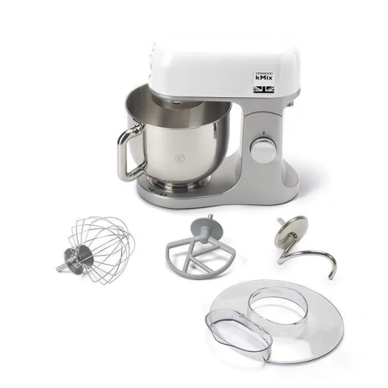 Robot pâtissier KENWOOD KMX750WH - Blanc - 1000 W - 5 L