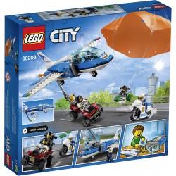 LEGO L'arrestation en parachute - 60208