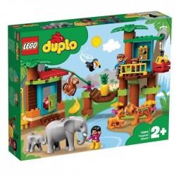 LEGO® DUPLO® Ma ville 10906 L'île Tropicale