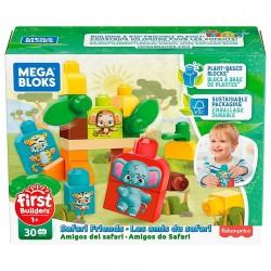 Mega Bloks Les Amis Du Safari
