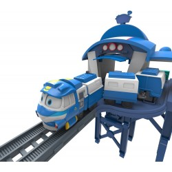 Robot Trains - La Base de Kay