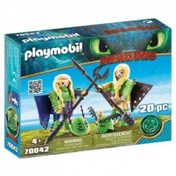 PLAYMOBIL 70042 - Dragons 3...