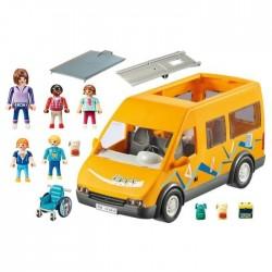 PLAYMOBIL 9419 - City Life L'école - Bus scolaire