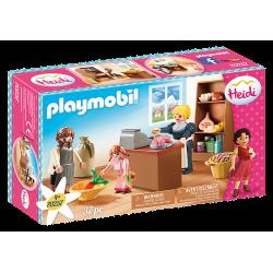 Playmobil 70257 Epicerie de la famille Keller
